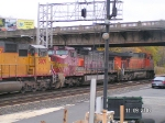 BNSF 810